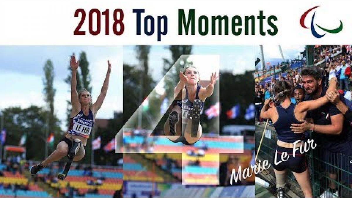 No 4 | 2018 Top Moments